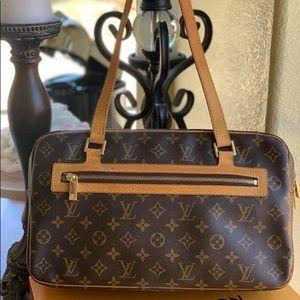 Authentic Louis Vuitton Cite GM